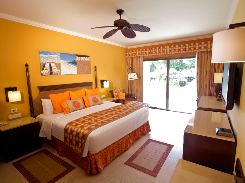 Barcelo Maya Palace Room