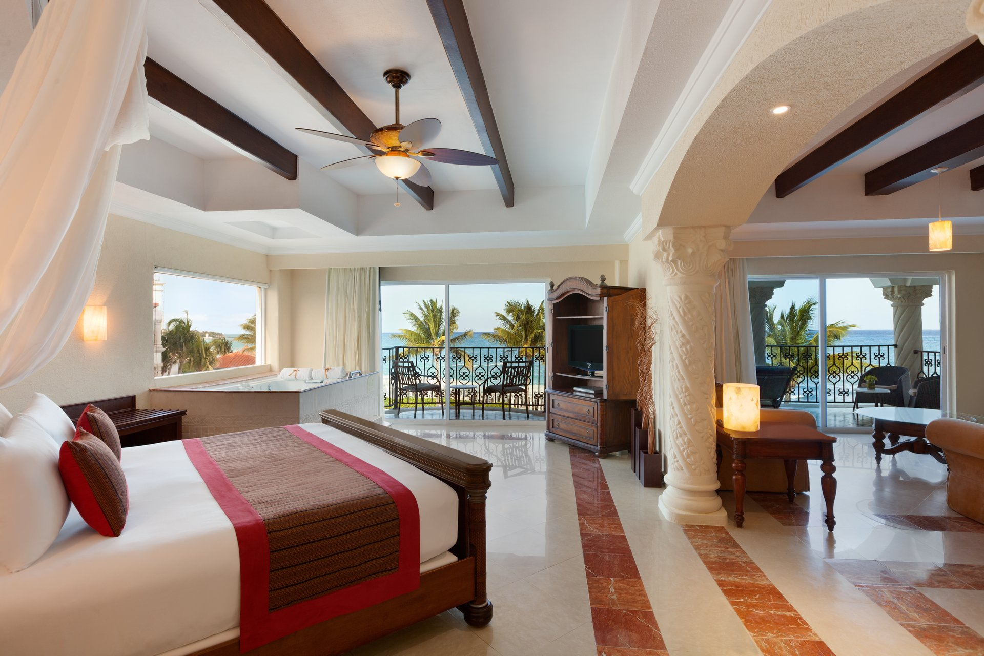 The Royal Playa Del Carmen Master Suite