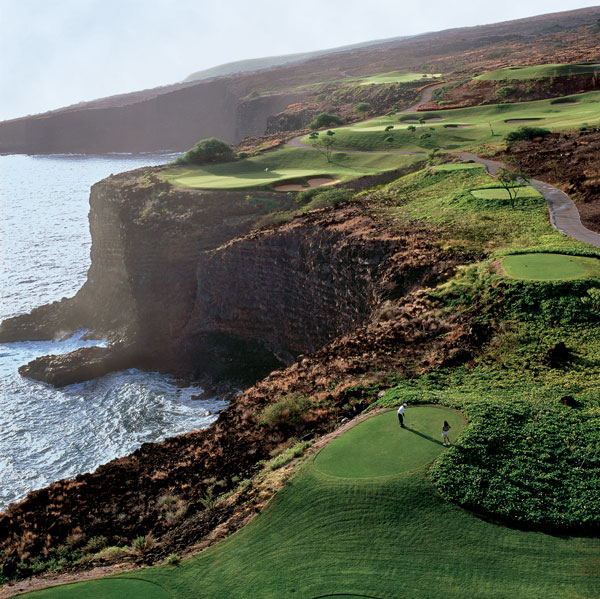 Four Seasons Resort Lanai - Golf Course