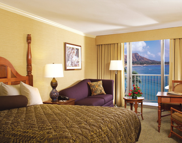 Outrigger Reef Diamond Head Oceanview