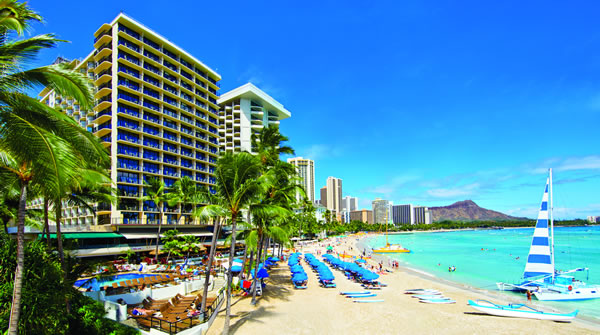 Outrigger Waikiki Beachfront